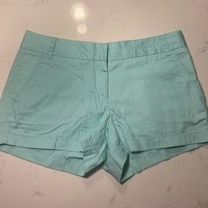 Chino Shorts - Blue with clasp